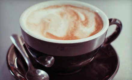 $14 for Six 16 Oz. Espresso Drinks at Java Haus (Up to $31.50 Value)
