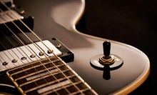 $59 for Four 30-Minute Music Lessons at Rock Inc. ($120 Value)