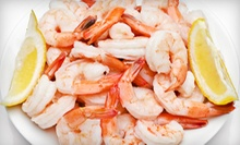 Seafood Meal or Take-Home Seafood Groceries at Fisherman's Legacy (Half Off)