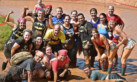 $49 for an Obstacle Race from Gladiator Rock'n Run (Up to $100 Value)