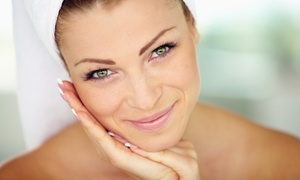 One Or Two Deluxe Facial Packages With Paraffin And Lip And Hand Treatments At Lazy Daisy (up To 50% Off)