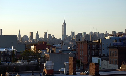 groupon daily deal - Stay at Fairfield Inn & Suites By Marriott New York Brooklyn in Brooklyn's Boerum Hill. Dates into April.