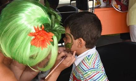 Festa de aniversário para 10, 20 ou 30 crianças desde 29,90 € no Anima Kids Party (até 83% de desconto)