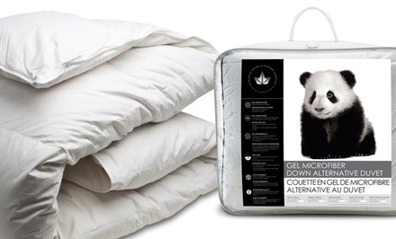 Gel-Microfiber Down-Alternative Duvets from $49.99–$79.99