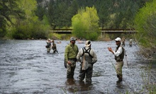 Four-Hour Intro to Fly-Fishing Class for One or Two from St. Peter's Fly Shop (Up to 58% Off)