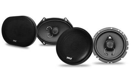 Pyle Car Speakers from $29.99–$59.99