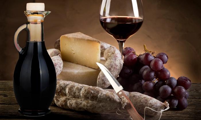 Acetaia Valeri - ACETAIA VALERI: Visita all'Acetaia Valeri con degustazione di prodotti tipici da 14,90 €