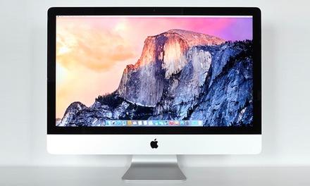 iMac de 21,5' Core i5 versão slim recondicionado por 949€