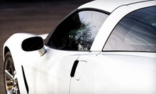 $29 for $100 Worth of Automotive Window Tinting, Detailing, and Windshield Replacement at FX Auto Tint