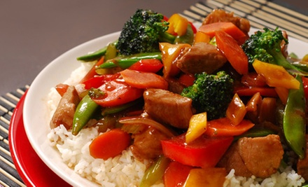 $10 for $20 Worth of Pan-Asian Food at Oriental Buffet 