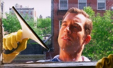 $49 for $100 Worth of Window Cleaning from Window Genie