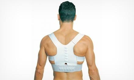 Corretor de costas magnético disponível em dois tamanhos por 12,90€