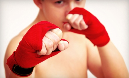 Muay Thai or Jiu-Jitsu Classes at Manchester Brazilian Jiu-Jitsu (Up to 75% Off). Two Options Available.