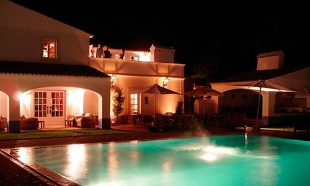 Monte da Rosada — Estremoz:1, 2 ou 3 noites para duas pessoas com pequeno-almoço e opção de jantar desde 39€