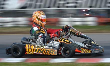 Up to 43% Off GForce Karting at GForce Karting
