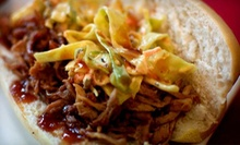$100 for a Barbecue Dinner for 10 from Inspire BBQ ($209.70 Value)