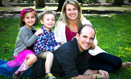 30-Minute Outdoor Photo Shoot Package with Prints and PhonePix Files from Smile America Portraits (Up to 91% Off)