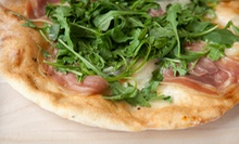 $26 for Wine Flights and a Flatbread for Two or More at Pierre Lafond Wine Bistro (Up to $43 Value)