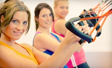 Four or Eight Weeks of Unlimited Boot Camp at The Body School (Up to 83% Off)
