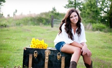 $59 for a One-Hour On-Location or In-Studio Photo Shoot with Prints from Sherri Griffin Photography ($185 Value)