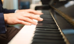 6 Or 12 Months Of Online Piano Lessons From Onlinepianist.com (up To 53% Off)