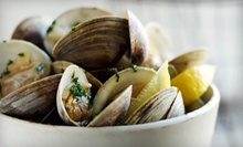Seafood at The New England Moorings (Up to 55% Off). Two Options Available.