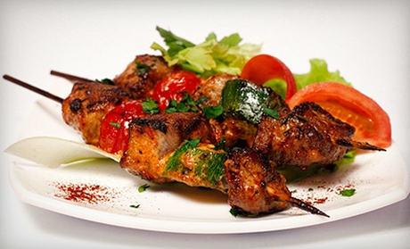 Mediterranean meal with drinks anatolia mediterranean for Anatolia mediterranean cuisine