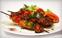 $39.95 for a Three-Course Mediterranean Meal for Two with Drinks at Anatolia Mediterranean Cuisine (Up to $95.60 Value)