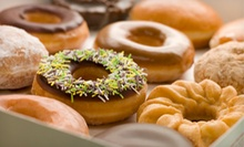 $12 for Five Groupons, Each Good for $5 Worth of Donuts, Pastries, and Coffee at Verna's Coffee & Donut Shop ($25 Value)