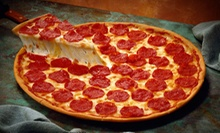 $7 for $15 Worth of Pizza, Barbecue, and Sandwiches at Pappis Pizzeria