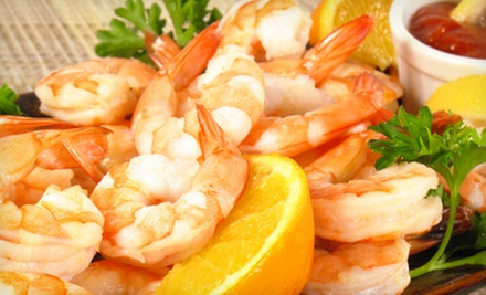 Gourmet Seafood for Catering, Lunch, or Dinner at The Fish Market Restaurant (Up to 53% Off)