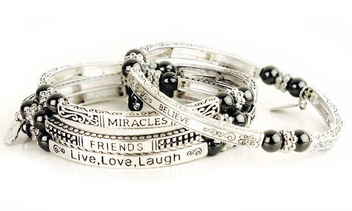 Calasca: Magnetic Health Bracelets for R299.99 Including Delivery (50% Off)
