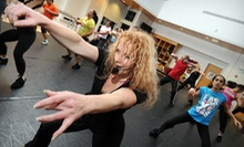 10 or 20 Dance Cardio Classes at Maverick Dance Party (Up to 75% Off)