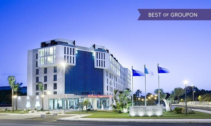Hilton Garden Inn Lecce Deal Del Giorno Groupon