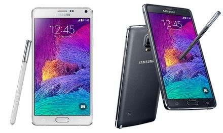 Samsung Galaxy Note 4 (novo) em preto ou branco por 549€ - Envio Gratuito