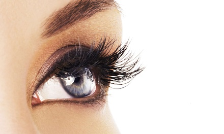 Holic Set of Synthetic Mink Lash Extensions with Optional Two-Week Refill at Lashholic (Up to 55% Off)