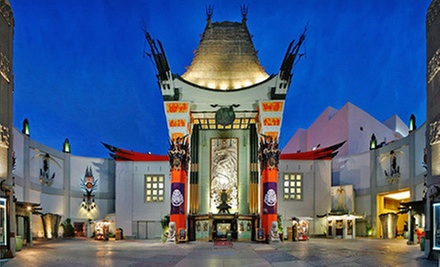 $25 for Two Tickets, One Popcorn, and Two Sodas at TCL Chinese Theatre and Chinese 6 Theatres (Up to $51.40 Value)