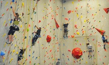 Climbing Package with Class, Two Day Passes, and Gear Rental or Kids' Summer Camp at Ibex Climbing Gym (Up to 51% Off)