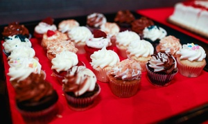 Cupcakes And Cakes At Sweet Red Peach Custom Cakes & Pastries (up To 44% Off). Three Options Available.