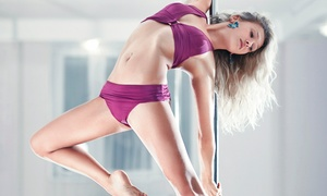 Pole And Dance Classes At Pole Kraze (up To 60% Off). Two Options Available.