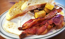 $7.50 for $15 Worth of Breakfast for Two on Tuesday–Friday at Judkins Street Cafe