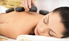 One or Three 70-Minute Hot-Stone Massages, or One 60-Minute Massage at Healing Spirit Touch (Up to 60% Off)