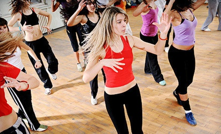 10 or 20 Zumba Classes at Fairburn Fitness (Up to 81% Off)