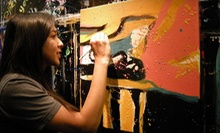 $35 for a One-Hour BYOB Group Painting Workshop at Art Class Dallas ($79 Value)