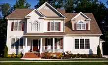 Complete Exterior Painting for a One, Two, Or Three-Story House with Paint Included from Paint it Wright (Half Off)