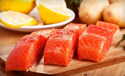 $10 for $20 Worth of Fresh Fish, Meat, and Groceries at Junior's Seafood And Restaurant