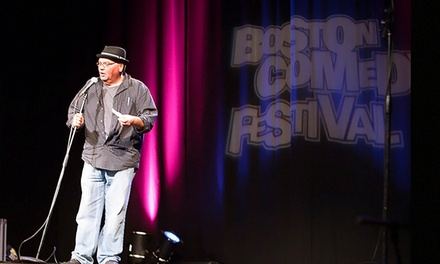 Boston Comedy Festival at Davis Square Theater, November 7–14 (Up to 56% Off). 15 Shows Available.