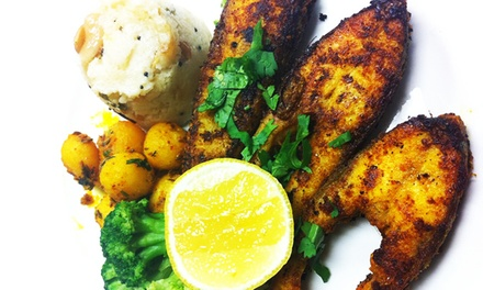 $15 for $30 Worth of Indian Cuisine for Two or More at Rangoli