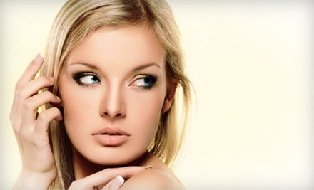 Microdermabrasion with Facial or Facial with Foot Treatment from Shauna Smith at Aesthetic Accent (Up to 65% Off)