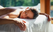 30- or 60-Minute Massage and Facial for One or Two at A Day Spa (Up to 53% Off)